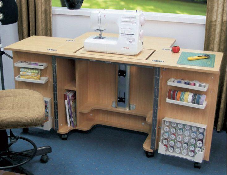 Dudas m quinas de coser m quinas de coser costura y cuartos - Mueble para maquina de coser ...