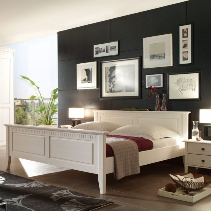 Łóżko w stylu angielskim - Horn