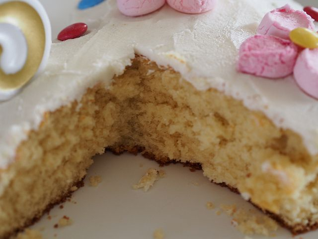making butter cakes and icing in your thermomix