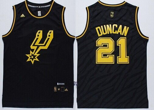 ... inexpensive san antonio spurs 21 tim duncan revolution 30 swingman 2014  black with gold jersey nba ... 0efd04cd7
