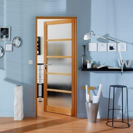 1000 ideias sobre porte d int rieur vitr e no pinterest for Porte interieure vitree lapeyre