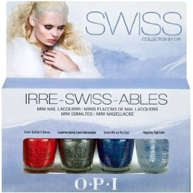 Mini collection OPI
