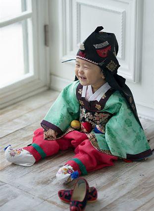 boys' hanbok