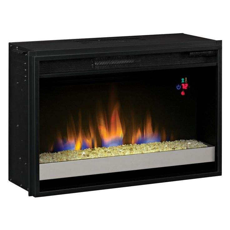 Have to have it. Classic Flame 26 in. Contemporary Electric Fireplace Insert $414.99