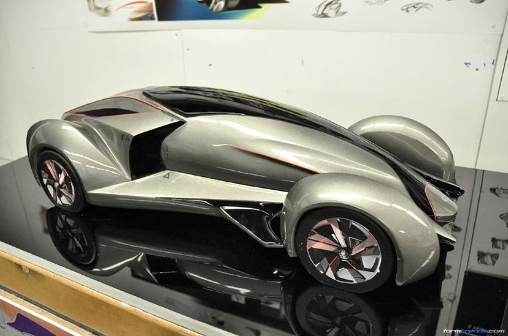 Design For Alpha Concepts The Competitors 171 Form Trends Scale Models Pinterest Cars