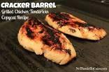 cracker barrel grilled chicken tenderloin recipe from www.nothankstocake.com