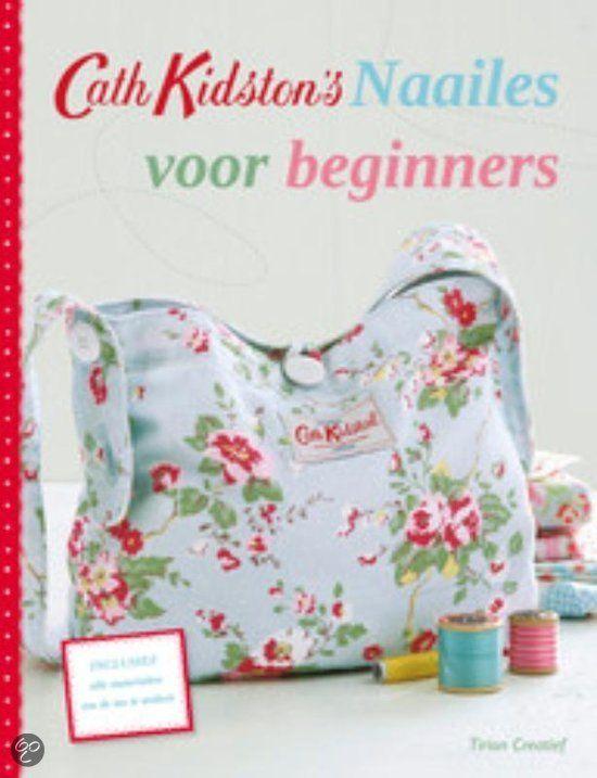 bol.com | Naailes voor beginners + Naaipakket, Cath Kidston & Kidston, Cath | Boeken...