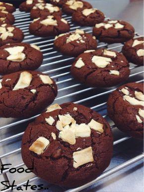 Food States: Μαλακά μπισκότα με κομματάκια σοκολάτας