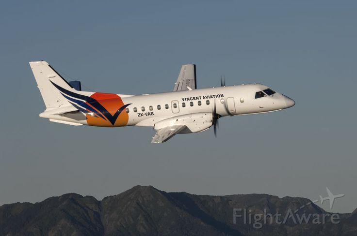 Photo of Saab 340 (VH-VAB) ✈ FlightAware