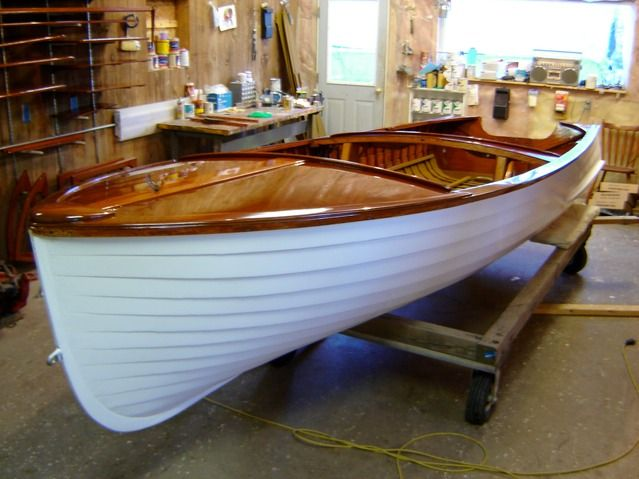 Lyman Boats | Androscoggin Wooden Boat Works