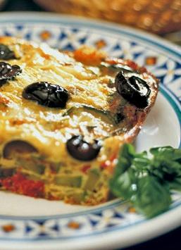 Buon Giorno Frittata   Recipe   Fontina Cheese, Omelettes and Cousins
