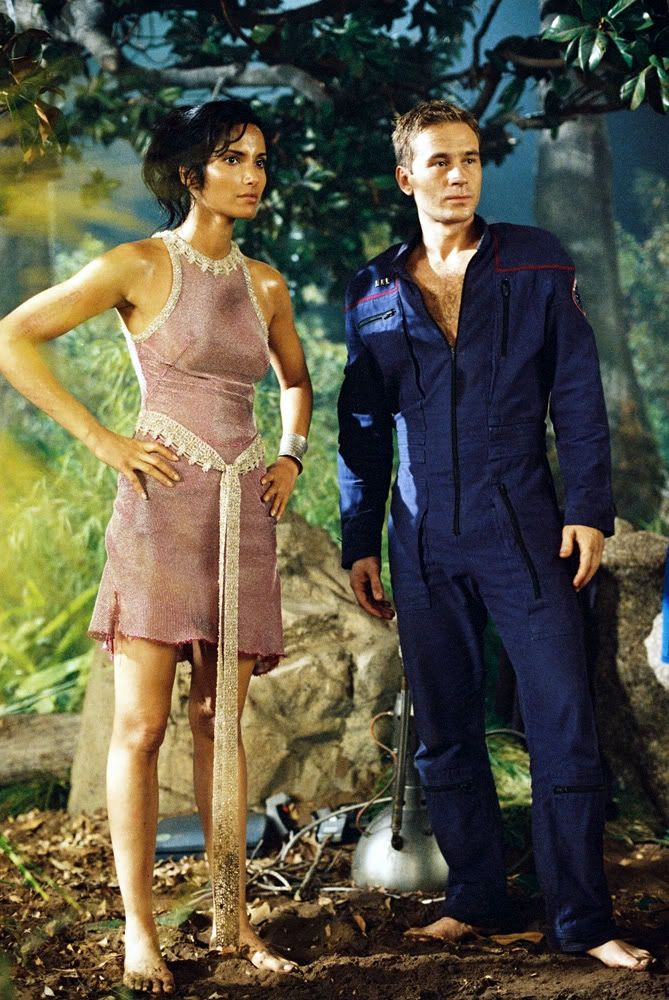 Star Trek: Enterprise. Promo shots. Precious...