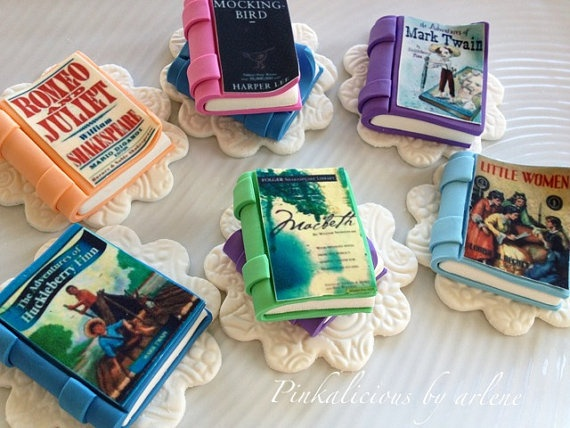 Cake Decorating How To Books : 17 Best images about Bookish Treats on Pinterest Sex and ...