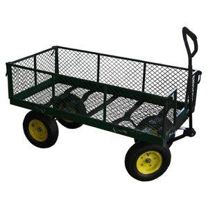 Тележка садовая грузовая багажная Skiper ТС-4