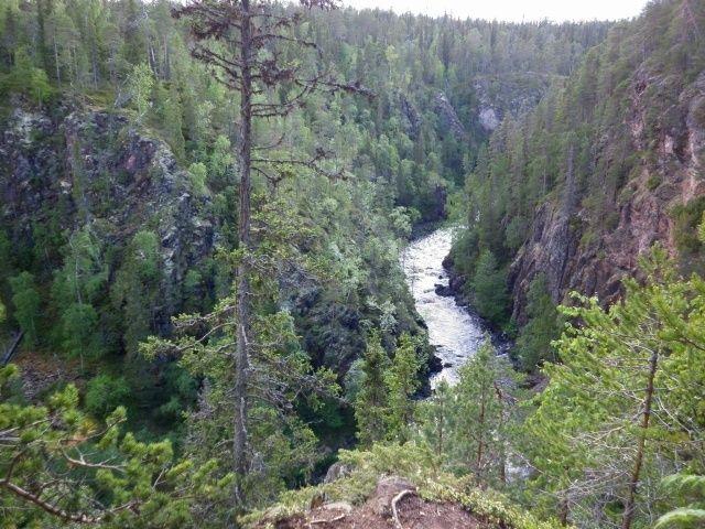 Pikkuköngäs, Finland