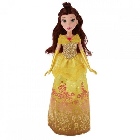 Купить Кукла Hasbro Disney Princess B5287 Классическая модная кукла Принцесса Белль в интернет-магазине Toy.ru
