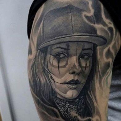Chola Tattoos - Inked Magazine