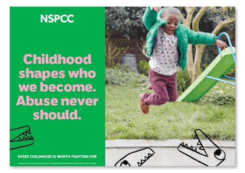 Children's charity the NSPCC rolls out new identity - Design Week Design Week