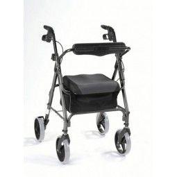 Andador - ROLLATOR CONFORT- máximo confort #ortopedia #orthopedia #walkers #mobilitywalkers #andadores #adultos #mayores #terceraedad #salud #health