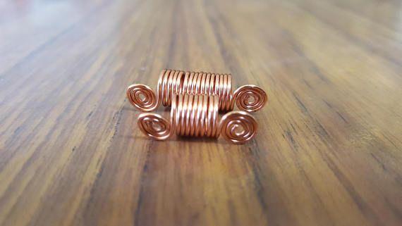#boxbraids #marley #twists #dreadlocks #copper #wire