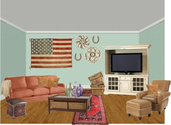 Western living rooms westerns and living room sets on pinterest
