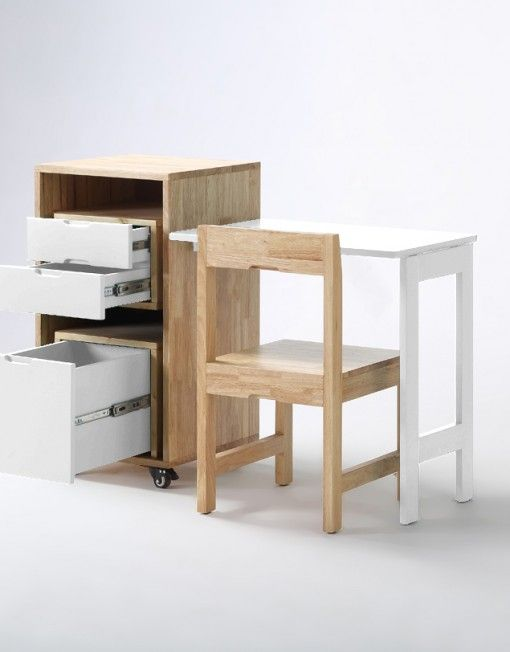 The award winning ludovico office, fully expanded from a compact cabinet into a micro office. Now available inNorth America at http://expandfurniture.com