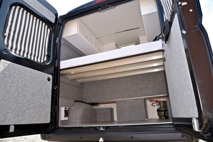 Rojas Auto Group >> Citroen Jumper camper | Vakantie - Van camping, Motorhome ...