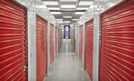 Three or Six Months of Storage in a 5'x10', 10'x10', or 10'x15' Unit at StoragePartners (Up to 67% Off)