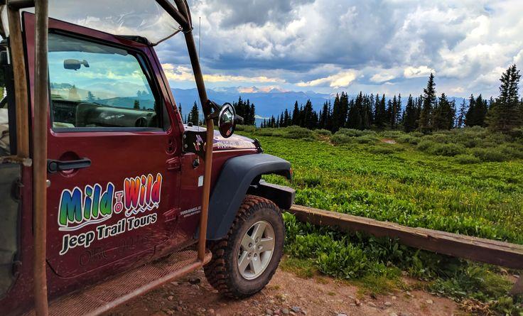 Colorado jeep tours jeep trails jeep tours