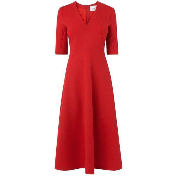 U of s red dresses polyvore