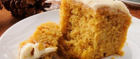 Pumpkin Cake - Saladmaster Recipes