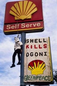 After Decades of Death and Destruction, Shell Pays Just $83 Million for Recent Oil Spills: Shell Action Saro-Wiwa (USA)