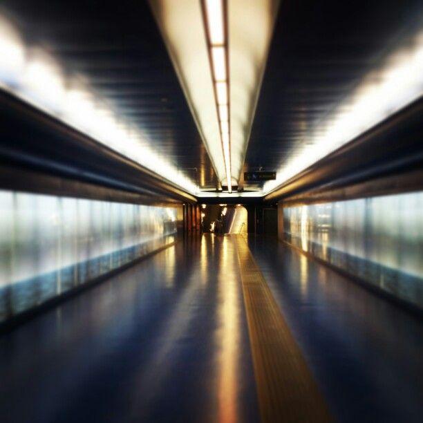 Psycho tunnel