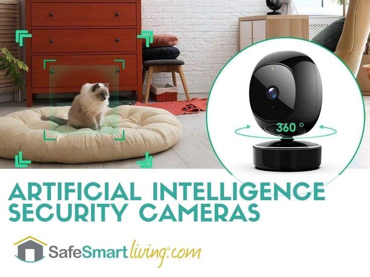 Ai security cameras the future of home security safe