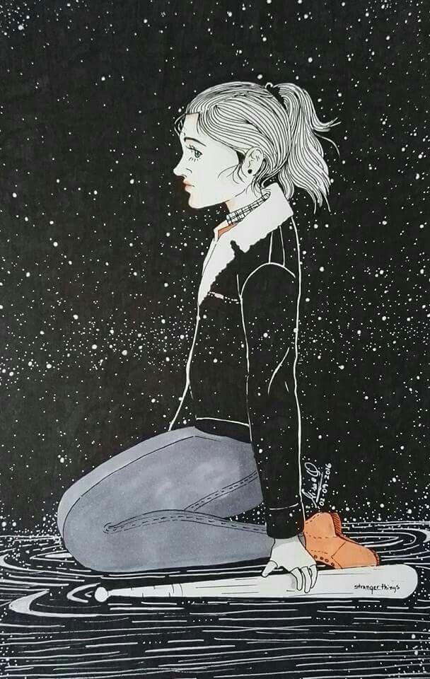 #strangerthings #nancywheeler #draw #pencildraw #ilustracion #illustration #nancy