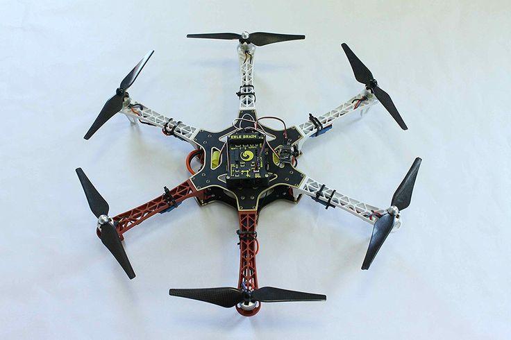 Hauptmann Robotics Hexacopter Drone. Ready to Fly: Amazon.de: Spielzeug