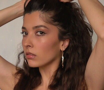 My summer bronze makeup / Мой летний бронзовый макияж  YouTube/TsovkaMedia