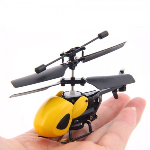 RC Helicopter Hot Sale QS QS5013 2.5CH Mini Micro Remote Control Cool Gadget Toy #Doesnotapply