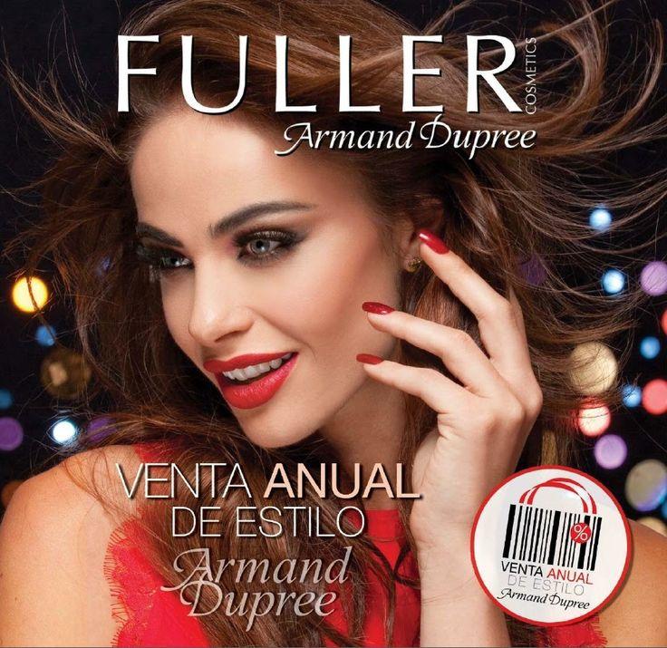 catalogo fuller cosmetics campaña 06 venta anual de estilo armand dupree...