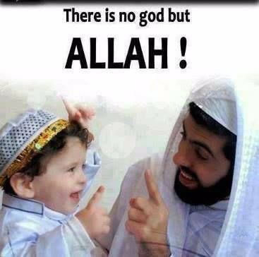 Allah has no partners,no equals,no rivals. has no father, mother,sons daughters or wives. Allah alone is worthy of all worship #AllahisOne