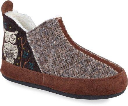 Acorn Women's Forest Bootie Slippers