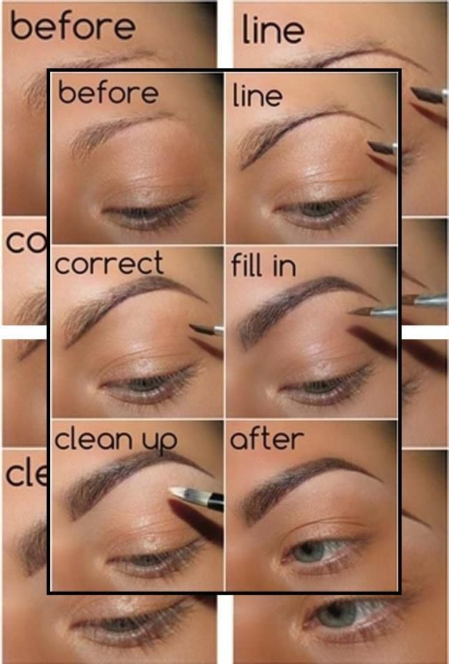 Eyebrow Threading Shapes In 2020 With Images Sparse Eyebrows