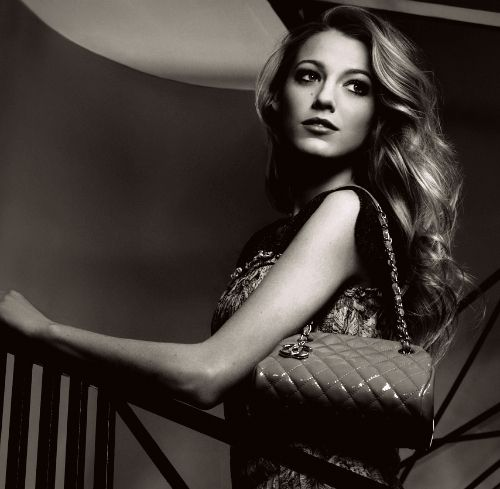 Blake Lively as Kate Kavanagh Self assured and confident.
