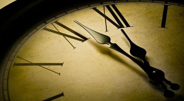 Centro Cristiano para la Familia: La hora exacta