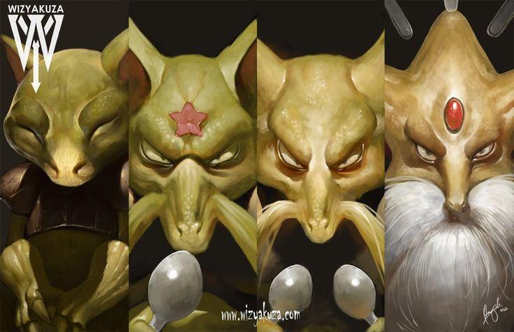 Abra Evolution [4 Split] – Wizyakuza.com
