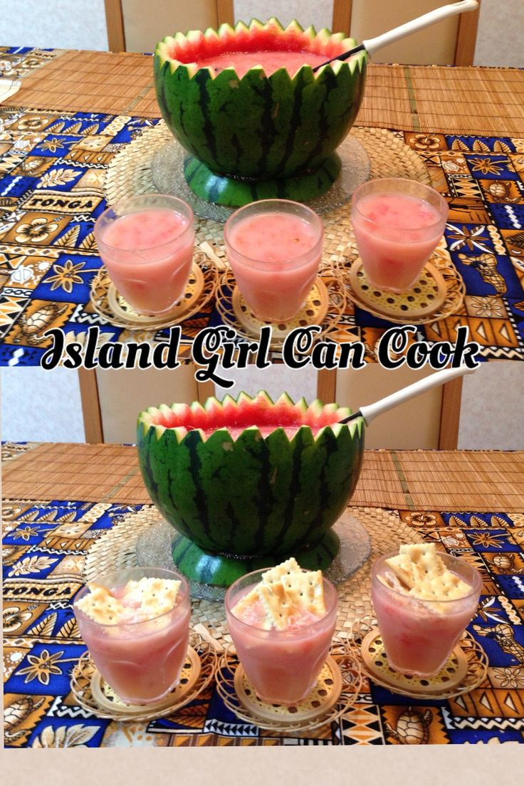 Traditional Tongan Food