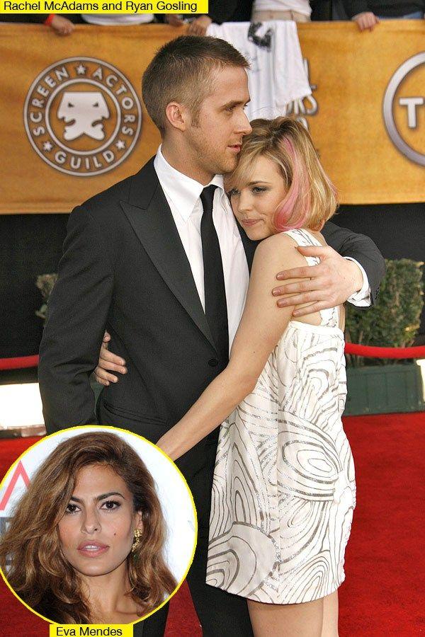 Ryan Gosling & Rachel McAdams Talking Again