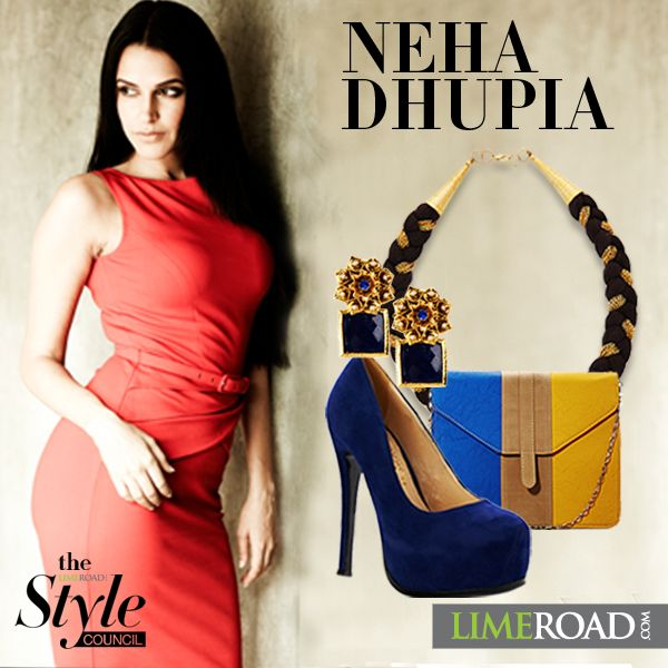 Fiercely chic, ex Miss India, joins the LimeRoad Style Council! We're so excited to have her on board! Tell us what you think? #style #limeroad #LRstylecouncil #nehadhupia