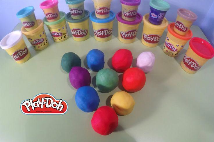 10 Play Doh Surprise Eggs ★ Disney Star Wars Clone Wars ★ Cars ★ Planes