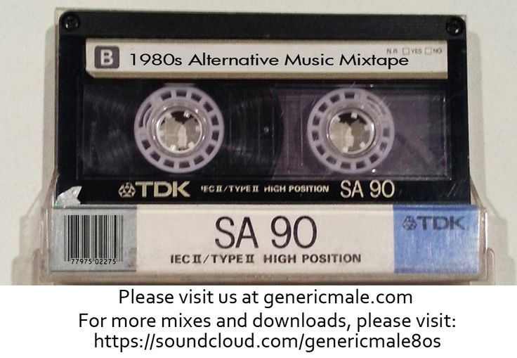 80s Alternative / New Wave Songs Mixtape (there are several videos in the set)